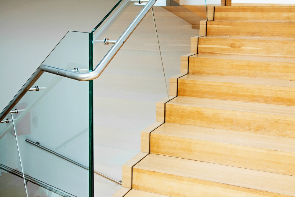 Safety Glass Handrails
