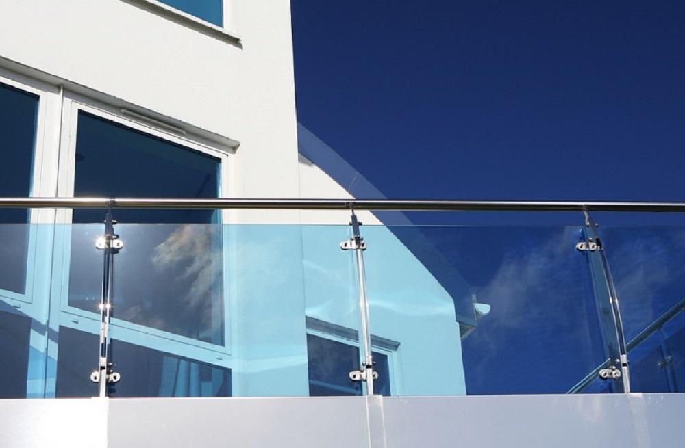 Glass Handrails