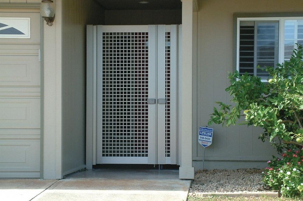 aluminum doors Melbourne