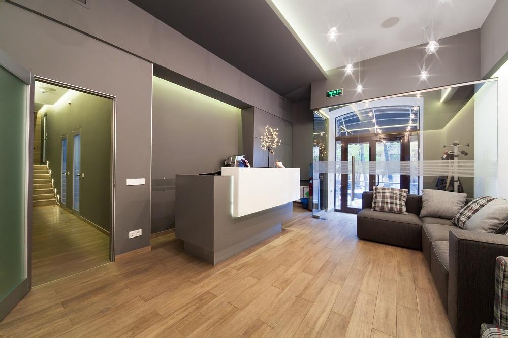 Dental Design Attractive Floor Plan