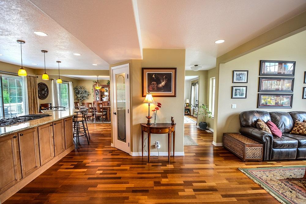 Engineered Hardwood Flooring.