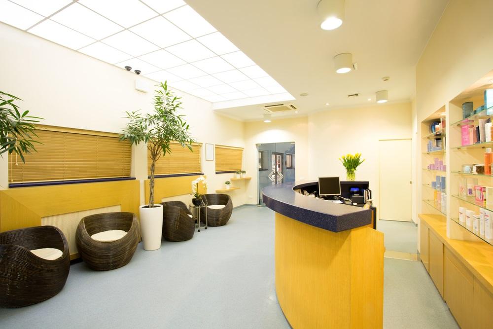 Good Dental Design Interior