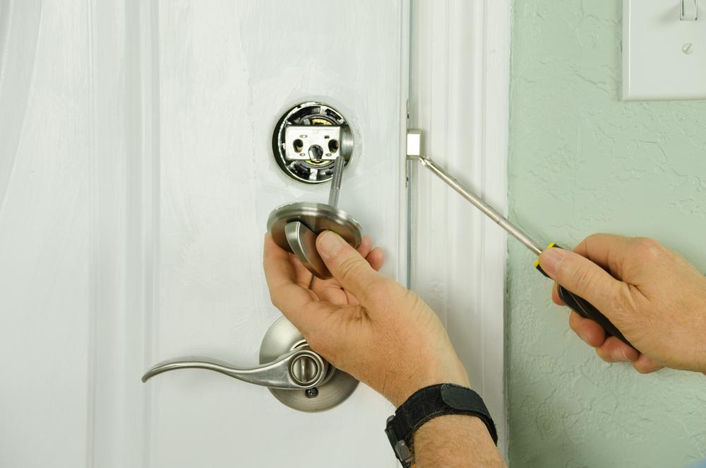 Security Door for Home