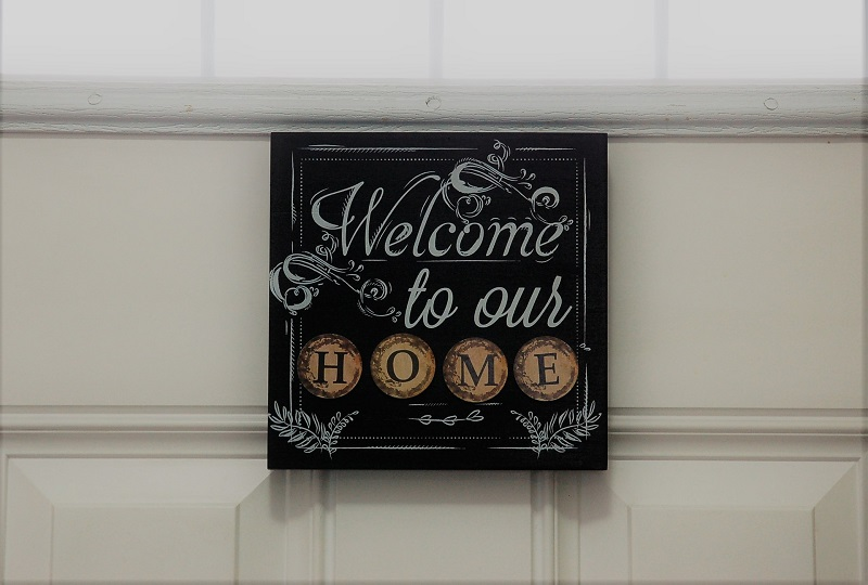Custom House Signs
