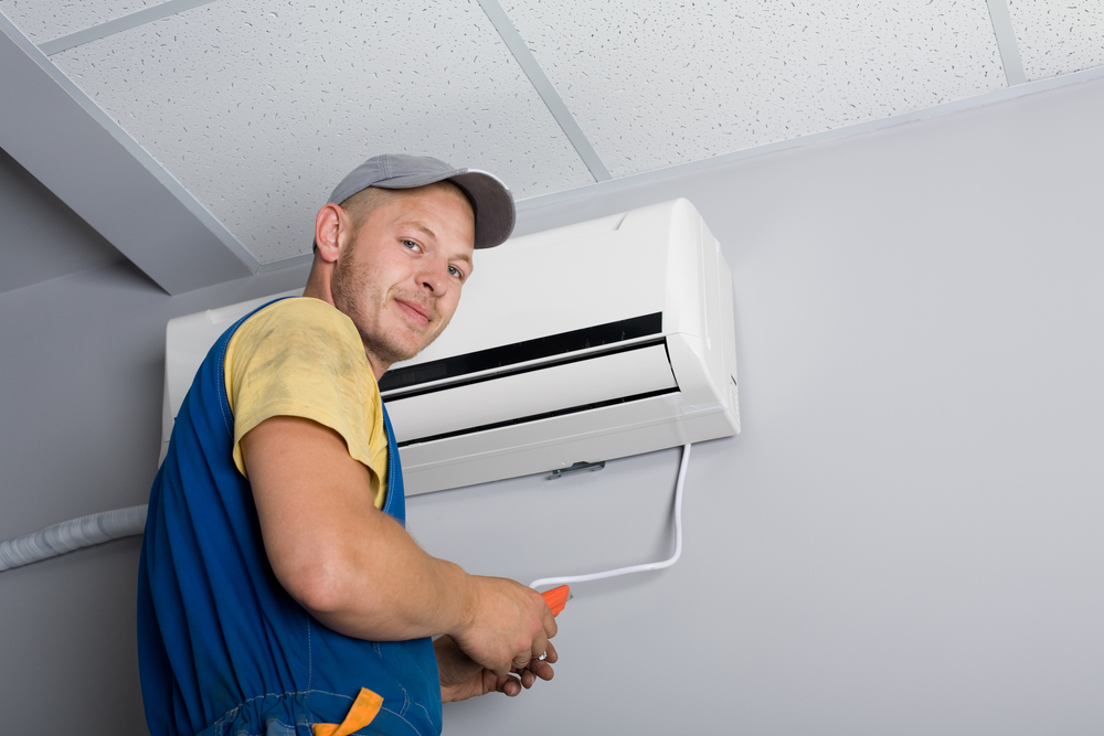 daikin ducted split system installations