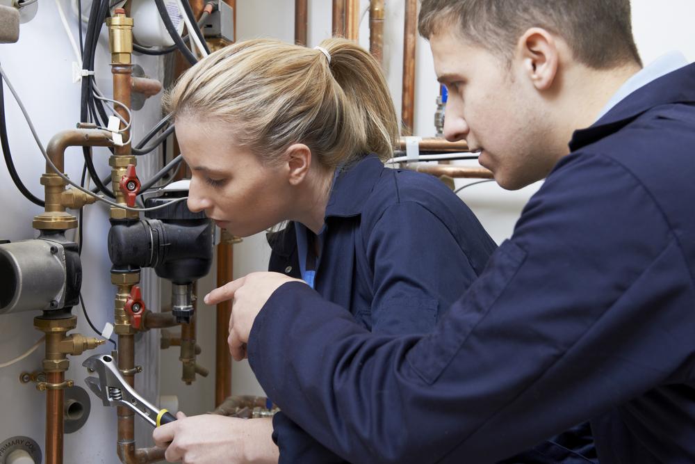 gas plumber somerville