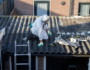 Removing Asbestos Roof Tiles