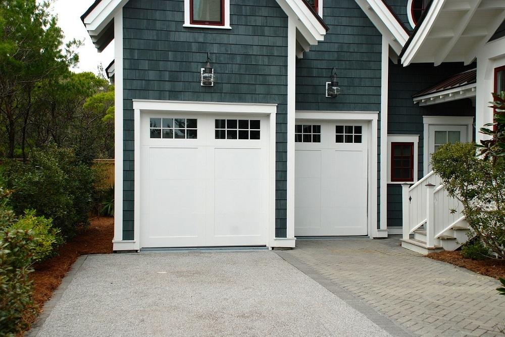 Unfinished Garage